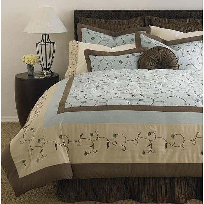 Jardin 8-piece Comforter Set