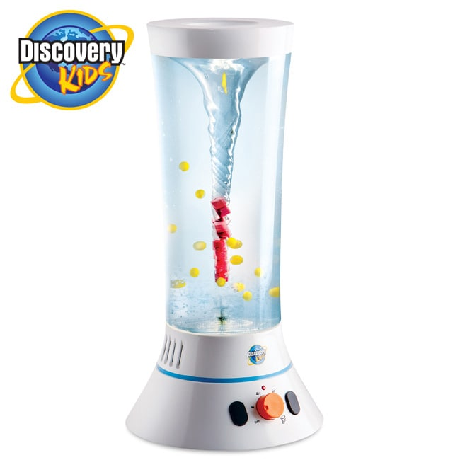 Discovery Kids Extreme Weather Tornado Lab