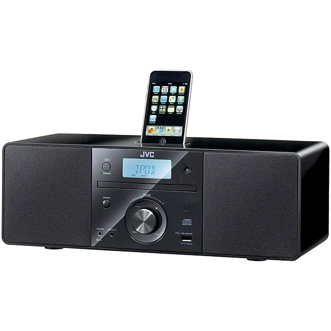 JVC RD-N1 Micro Audio System