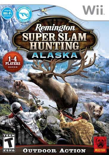 Wii - Remington Super Slam Hunting: Alaska