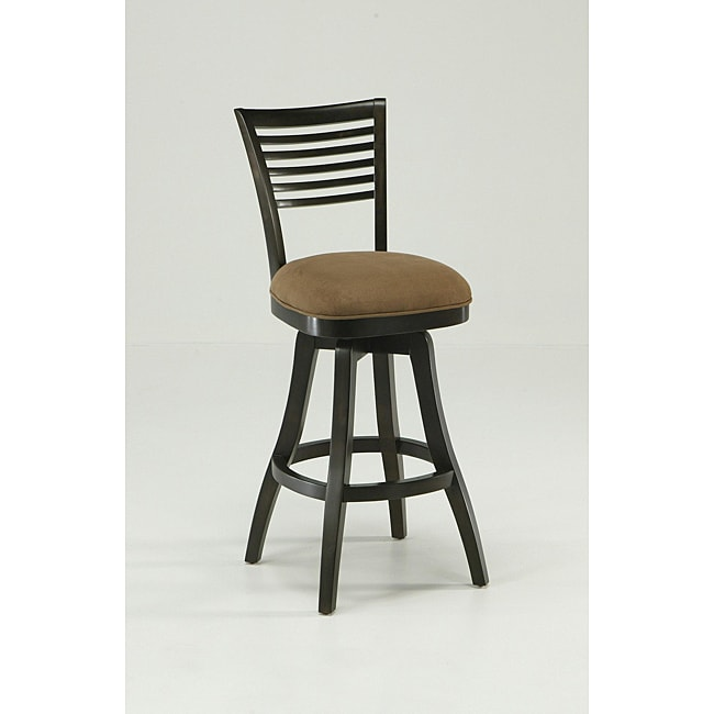 Grand Vista 30 Inch Brown Bar Stool Free Shipping Today