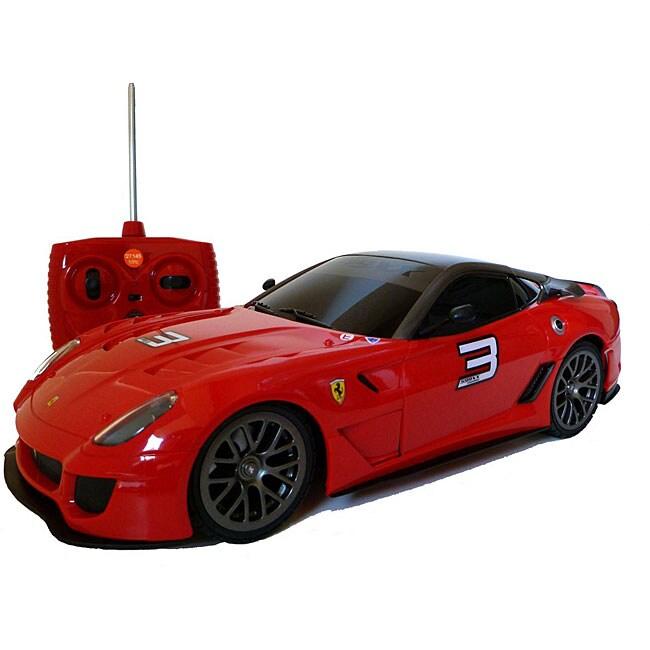 Remote Control 1:18-scale Ferrari 599XX RTR