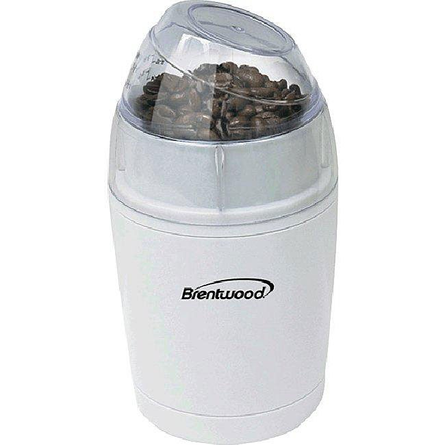 Brentwood Appliances CG-150 3.5-ounce Coffee Grinder - Thumbnail 0