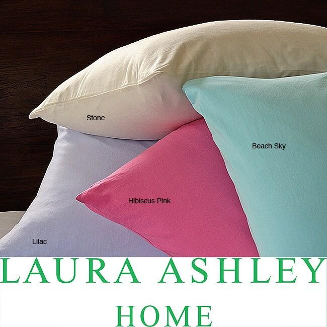 Laura Ashley Seaview Knit Jersey 4-piece Sheet Set