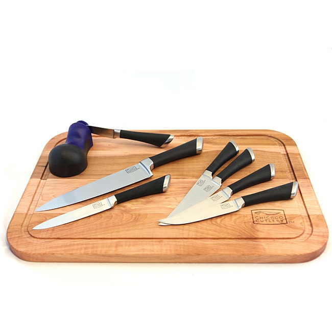 Chicago Cutlery Fusion 9-piece Knife Set