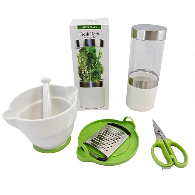 Silvermark 7-piece Herb Set