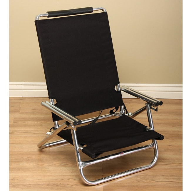 Oasis Low Boy High Back Beach Chair Free Shipping Today