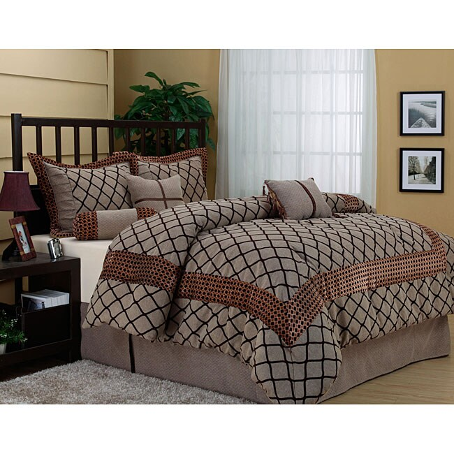 Dawn 7-piece Comforter Set