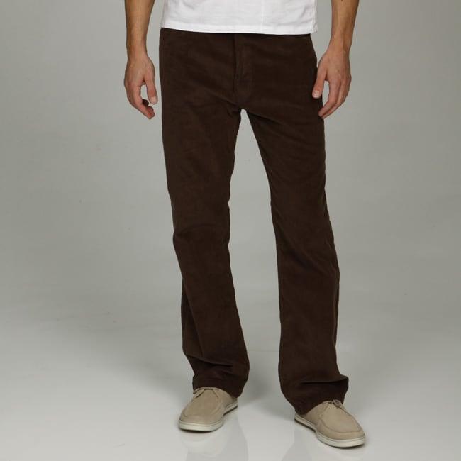 George & Martha Men's 5-pocket Corduroy Pants