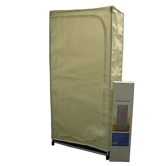 Folding Wardrobe Storage Compartment