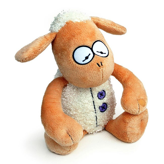 Boogaloo Sharon Sheep Booga-Bud Stuffed Animal Educational Toy