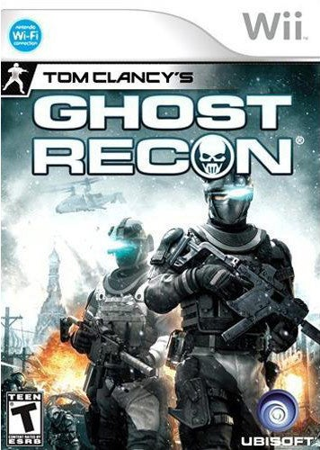 Wii - Tom Clancy's Ghost Recon