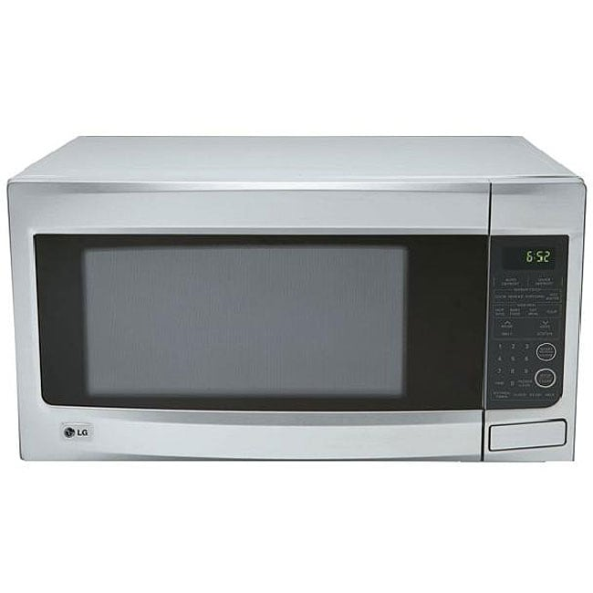 Lg Countertop Microwave Reviews : LG Stainless Steel 1200-watt Countertop Microwave - Free Shipping ...