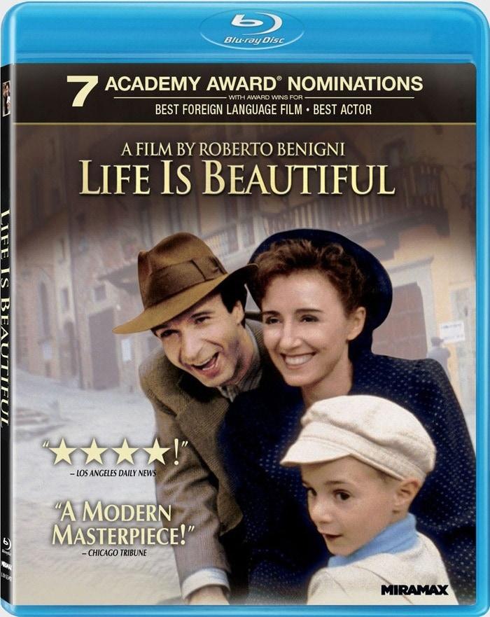 Life Is Beautiful (Blu-ray Disc)