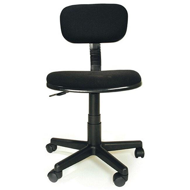 Black Adjustable Ergonomic Office Chair