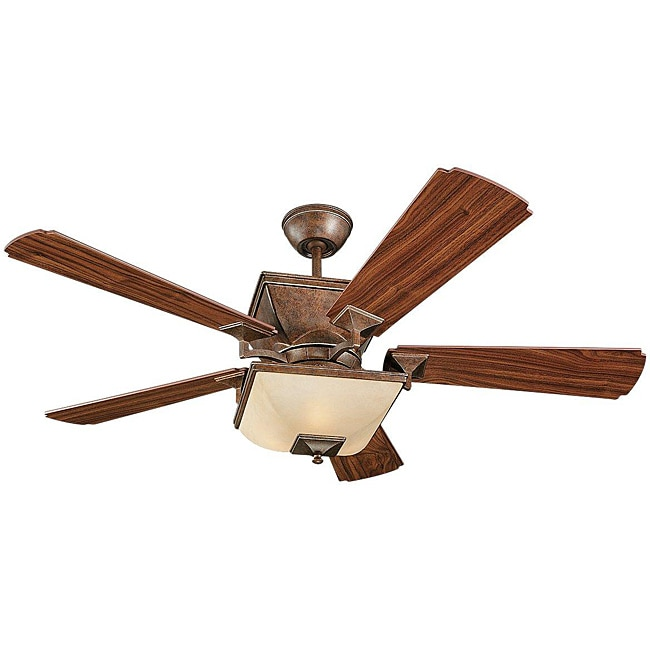 Town Square 52 inch 5 blade Indoor Ceiling Fan