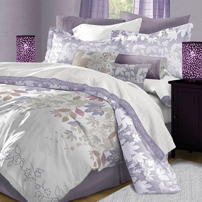Jasmine Tea Queen size 3-piece Duvet Cover Set