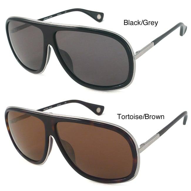 Michael Kors Women's MKS415 Aviator Sunglasses