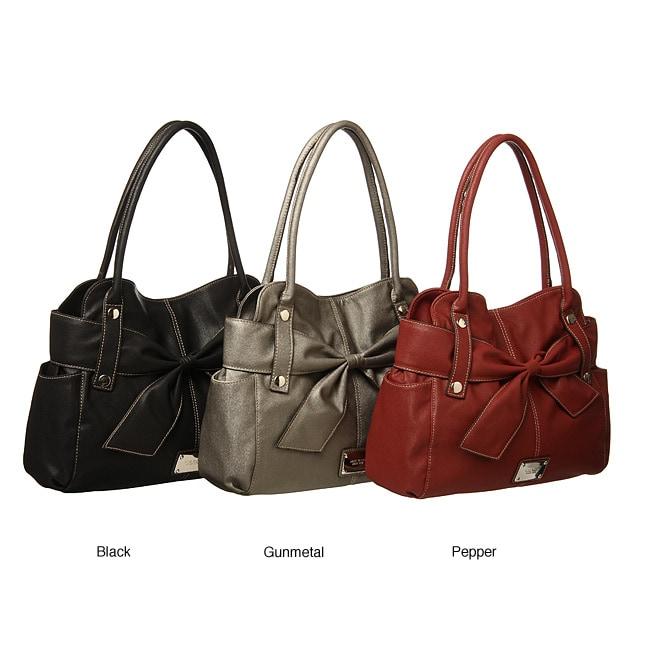 5fd816cc60c9 Shop Nine West  Take A Bow  Medium  Large Shopper Bag - Free ...
