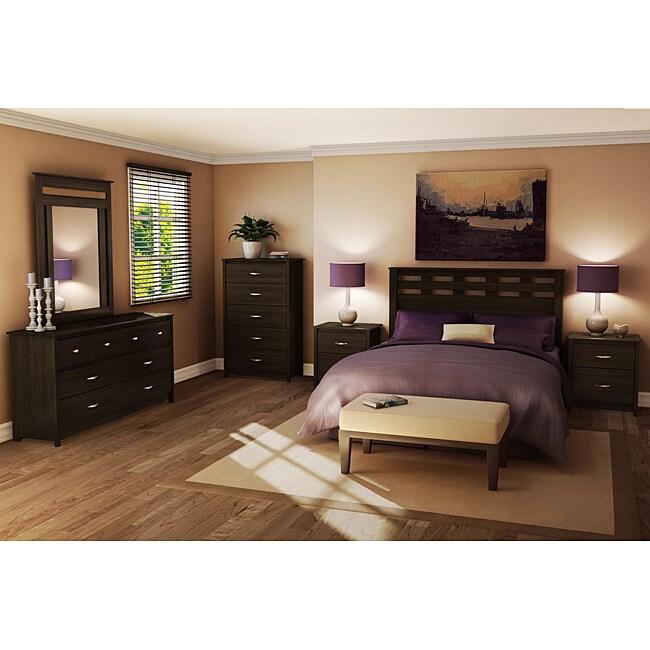 Vendome 5 Piece Bedroom Set
