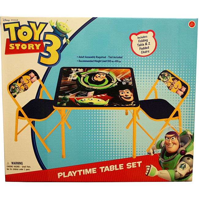 Toy Story Foldable Activity Table Set