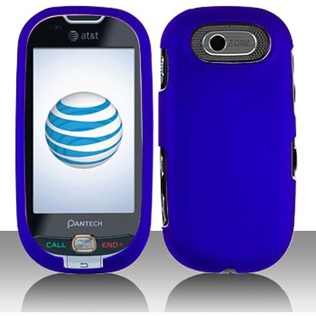 Shop Pantech Ease P2020 Blue Snap On Protective Case Cover