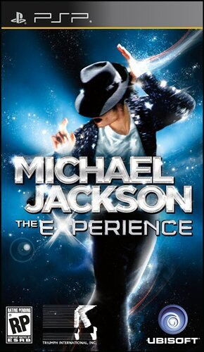 PSP - Michael Jackson The Experience - By UbiSoft