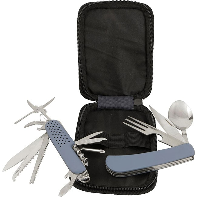 TrailWorthy Outdoor Pocket Knife Survival Sets (Case of 25) - Thumbnail 0