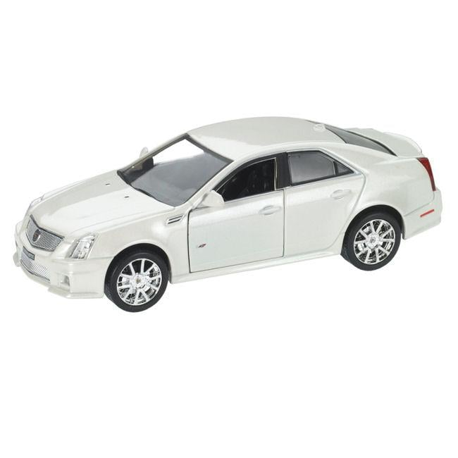 2010 Cadillac Cts For Sale: Cadillac CTS-V White Diamond 2010 Diecast Scale Model Car