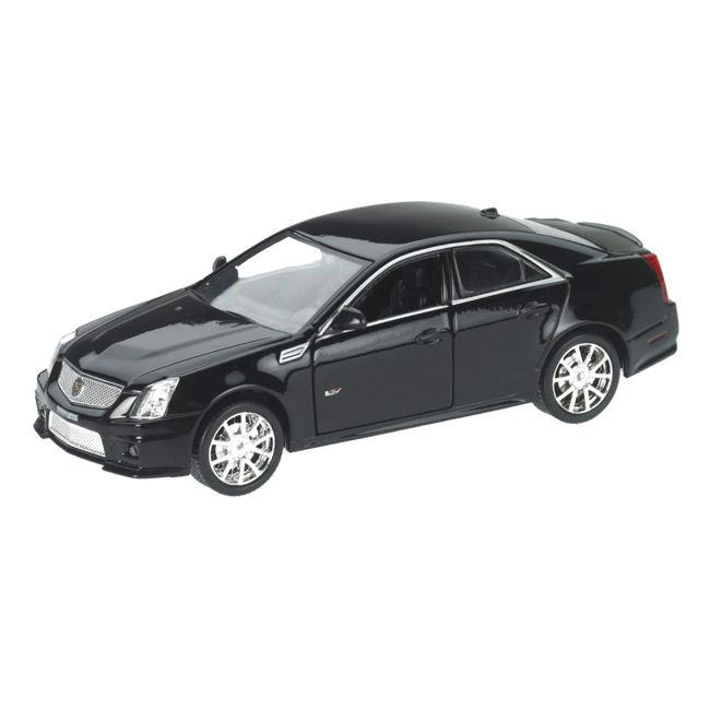 2010 Cadillac Cts For Sale: Cadillac CTS-V Black Raven 2010 Diecast Scale Model Car