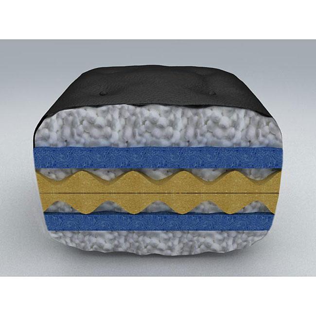 ultra foam full size 9 inch futon mattress ultra foam full size 9 inch futon mattress   free shipping today      rh   overstock
