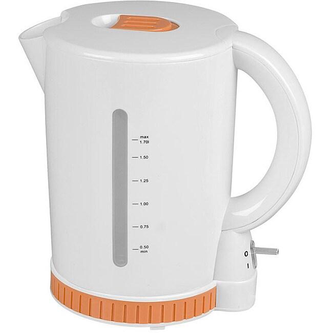 Kalorik JK 32850 T Tangerine Electric Cordless Jug Kettle