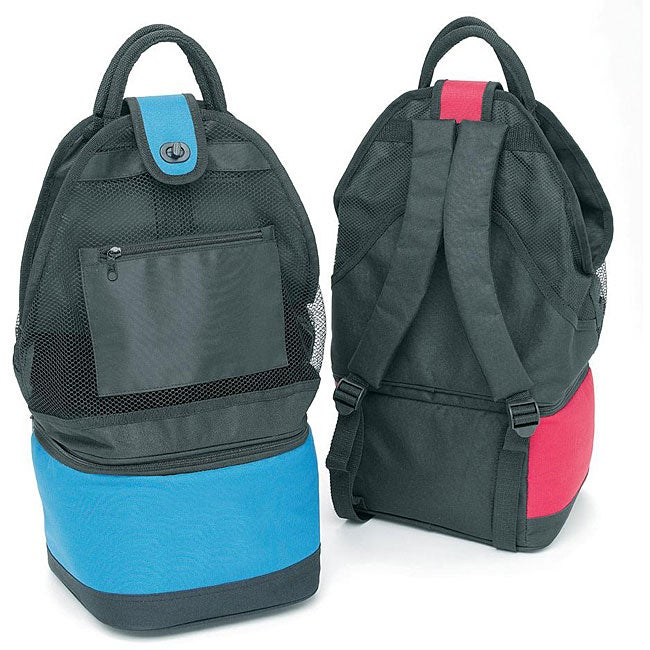 TrailWorthy Picnic Backpacks (Pack of 10)