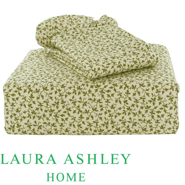 Laura Ashley Glenmoore Queen-size Sheet Set - Thumbnail 0