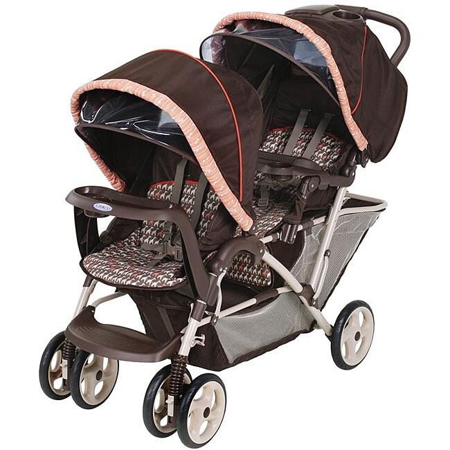 Graco Duoglider Lx Double Stroller In Zarafa Free