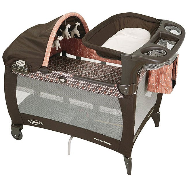 Graco Pack N Play Playard In Zarafa Free Shipping Today