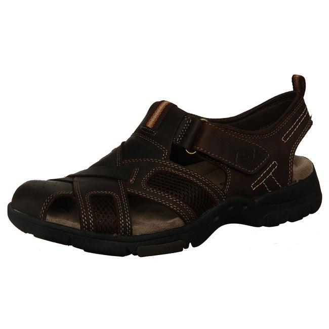 Shop Skechers Men S Summers Fisherman Closed Toe Sandals Free