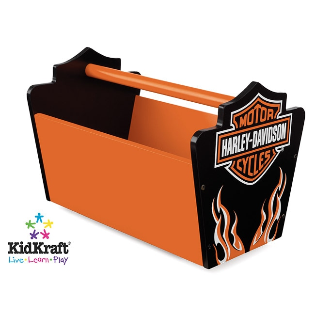 Harley Davidson Flames Toy Caddy Free Shipping On Orders Over 45 13101063