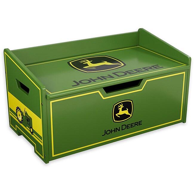 John Deere Ottoman : John deere toy box free shipping today overstock