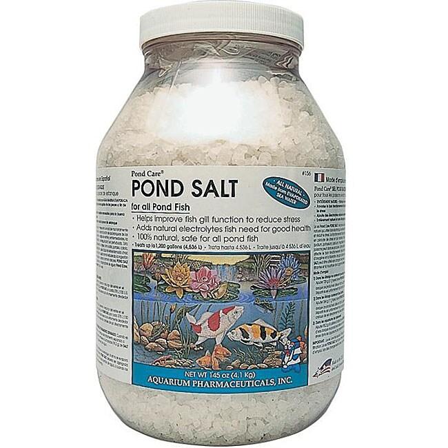 PondCare 9.6-pound Pond Salt Granules (PondCare Pond Salt...