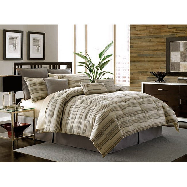 Remi King-size 4-piece Comforter Set