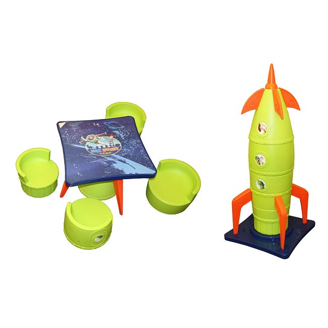 Toy Story Rocket Table 'N Chairs