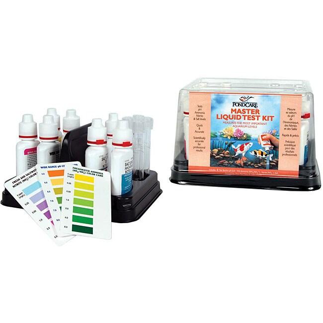 PondCare Complete Pond Water Test Kit