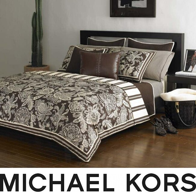 Michael Kors Taos Full/ Queen-size 3-piece Comforter Set