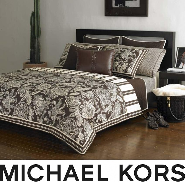 Michael Kors Taos King-size 3-piece Comforter Set