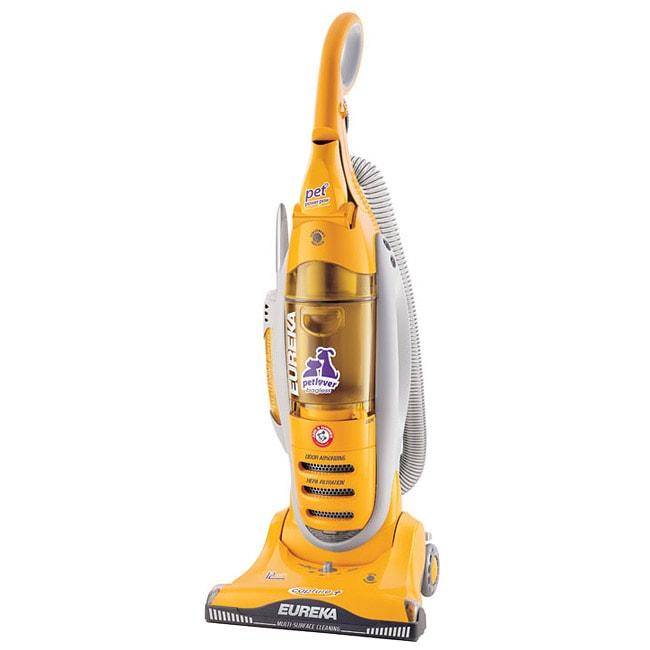 Eureka 8852dvz Capture Bagless Upright Vacuum Cleaner