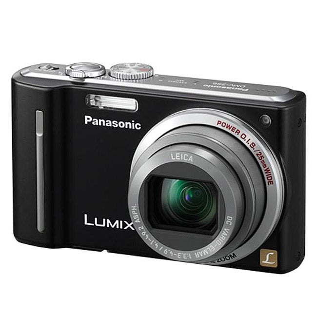 shop panasonic lumix dmc zs6 12 1 mp digital camera refurbished rh overstock com Nikon Coolpix S9700 Panasonic DMC ZS6 Manual
