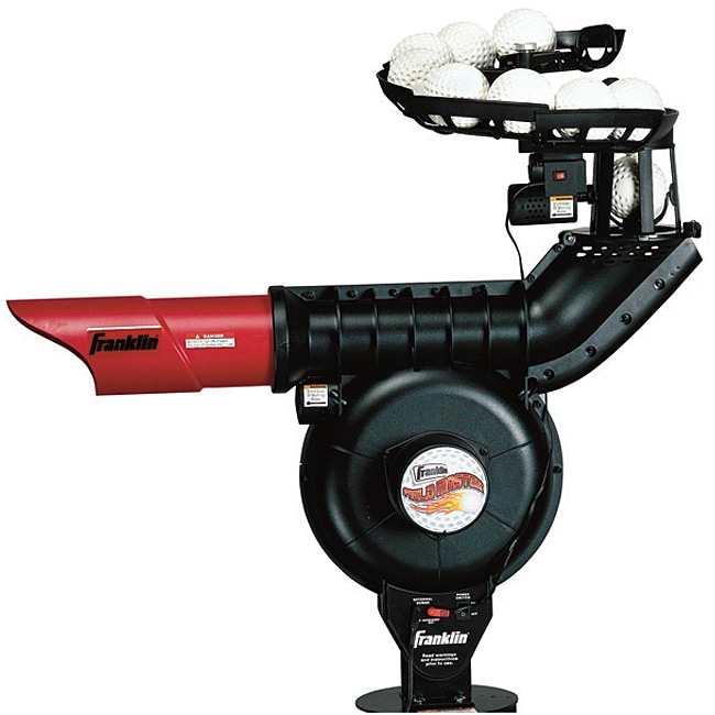 Franklin Sports Auto Feed Pitching Machine Free Shipping