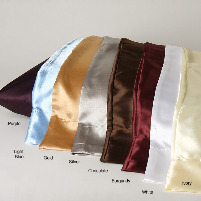 Regency Satin 6-piece Queen-size Sheet Set