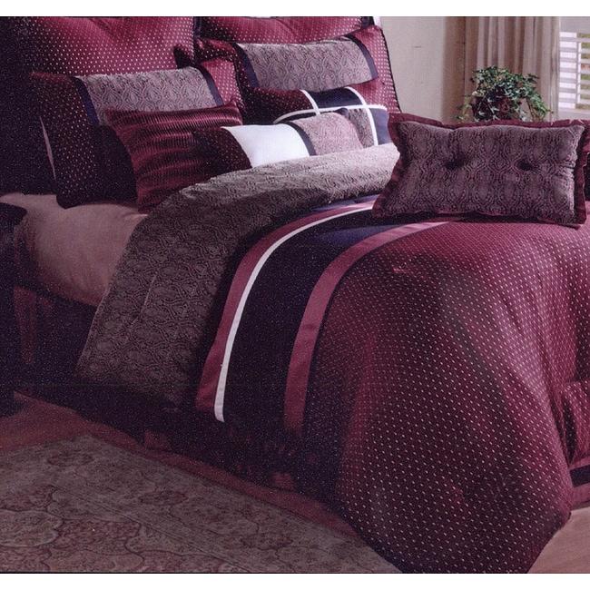 Le Mandir 8-piece Comforter Set